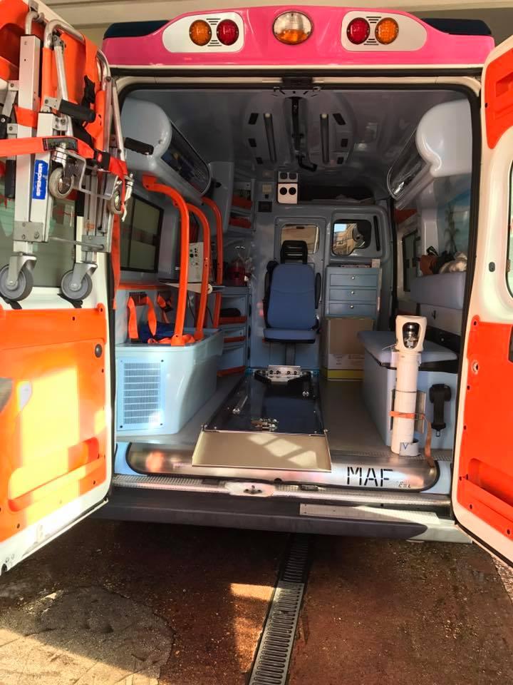 Ambulanza Privata A Castelli Romani