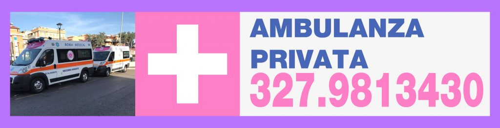 327.9813430 Ambulanze Private Provincia Di Roma - Ambulanza Roma Medical offre Ambulanze per tutto il territorio Romano. Operiamo 24h su 24 tutti i giorni.