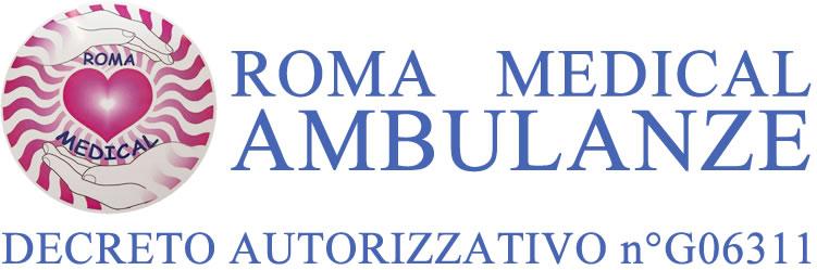LOGO di Ambulanze Roma Medical